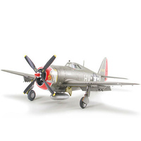 "Tamiya Republic P-47D Thunderbolt ""Razorback"" Plastic Model Kit"