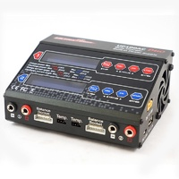 Ultra Power 100AC Duo (100W and 50W) AC/DC 1-6S Charger