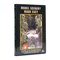 Woodland Scenics Made Easy, DVD