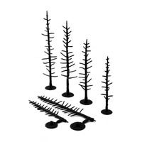 "Woodland Scenics 2 1/2""-4"" Tree Armatures Pine"