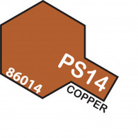 Copper PS-14 Tamiya Polycarbonate Paint