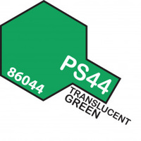 Translucent Green PS-44 Tamiya Polycarbonate Paint