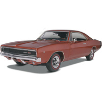 Revell 1/25 '68 Dodge Charger R/T 2'n1 Plastic Model Kit