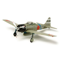 Tamiya 1/72 Mitsubishi A6M3 Zero Fighter Model 32 (HAMP)