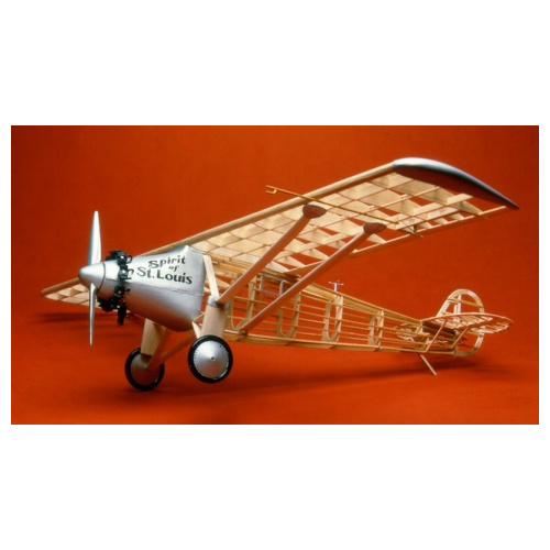 Guillows Spirit of St Louis balsa plane kit